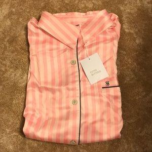 Victoria Secret Silk Pajamas